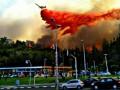 Украинские самолеты в Израиле начали тушение пожаров