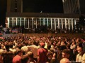 В Баку разогнали митинг в поддержку военного конфликта с Арменией