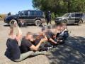 Группа мужчин пыталась захватить госхозяйство на Харьковщине