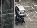 При попытке захвата здания в Киеве пострадал полицейский