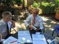 Борис Ложкин в США проводит встречу с главой администрации Обамы