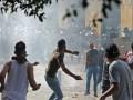 В Бейруте идут стычки активистов с силовиками