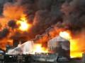 Аваков: Эпицентр возгорания на нефтебазе под Киевом локализован