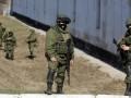 Военнослужащие РФ в Крыму за свои деньги обустраивают полигоны