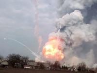 Взрывы в Ичне: Минздрав заявляет, что пострадавших нет