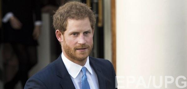 Принц Гарри вечером 20 января покинул Великобританию