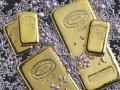 Золото упало в цене до пятилетнего минимума
