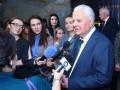 Кравчук предложил изменить последовательность Минских соглашений