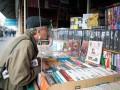 Продавцов рынка Петровка жестоко штрафуют за книги из РФ