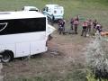 В Турции перевернулся пассажирский автобус: восемь погибших