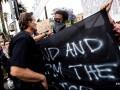 Протесты в США: в двух городах снесли памятники конфедератам