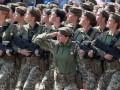 В Вооруженных силах Украины служат 55 тысяч женщин