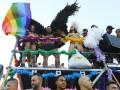 В Мадриде прошел самый большой в Европе гей-парад