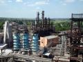 В Торецке разрушили дамбу хранилища фенольного завода