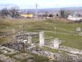 В Керчи рухнули колонны античного города