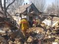 Госслужба по ЧС: В Мелитополе взорвался жилой дом, пострадали два человека