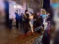 Погоня со стрельбой в центре Одессы: Опубликовано видео
