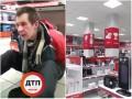 В Киеве вооруженный мужчина хотел ограбить магазин