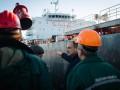 В Украине начал разгрузку третий танкер с нефтью для Беларуси