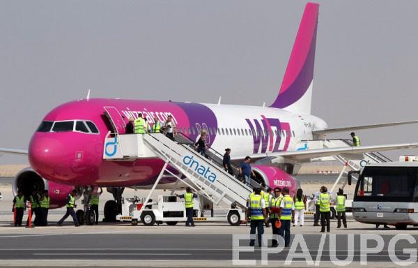 Wizz Air думает расширять присутствие в Украине