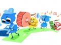 Google посвятил дудл Дню защиты детей