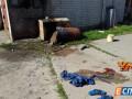 В Соломенском районе Киева прогремел взрыв: есть пострадавшие