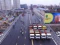 В Киеве испытали на прочность новый Шулявский мост
