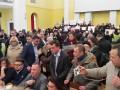 В Киеве активисты захватили зал горсовета