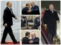 Нормандская четверка. Фото Путина, Порошенко, Меркель и Олланда
