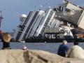 Инженеры начали операцию по поднятию лайнера Costa Concordia