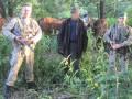 Украинец пытался незаконно вывезти в Россию лошадей