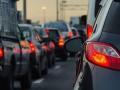 Киев сковали пробки из-за десятка ДТП