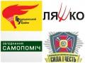 Теледебаты: Сила і Честь, Громадянський рух України, партия Ляшко и Самопоміч