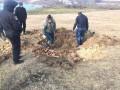 Искал металлолом: Под Ровно в поле нашли человеческие кости