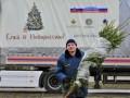 Россия отправила на Донбасс