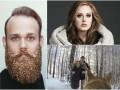 Хорошие новости: блестящие бороды, Адель на бандуре и собака-оператор