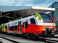 В Австрии прошел испытания первый гибридный поезд