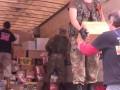 В Донецк доставили гуманитарную помощь из России (видео)