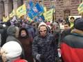 Активистам Марша белых платочков в Киеве платят по 75 грн - СМИ