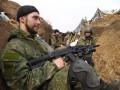 В Широкино более трех часов длился бой с террористами - Азов
