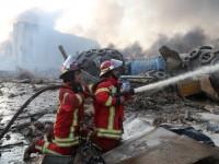 Грузия отвергла свое причастие к взрыву в Ливане