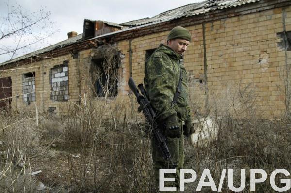Штаб: всамом начале суток боевики 33 раза обстреляли силы АТО наДонбассе