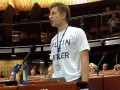 Экс-регионал в Страсбурге сравнил Путина с Гитлером