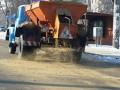 Запасы соли для дорог зимой составляют 41% - Мининфраструктуры