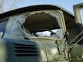 Бойцов ВСУ обстреляли в населенном пункте – штаб