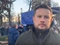 Рынок земли: Протесты под Радой усиливаются