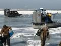 В США спасли 46 рыбаков с отколовшейся льдины