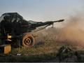 На Донбассе сепаратисты дважды обстреляли позиции ВСУ