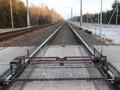В Беларуси пограничники задержали дрезину-беспилотник