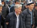 В Кыргызстане силовики задержали экс-президента Атамбаева